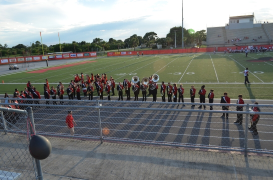 Palm Bay High School Marching Band