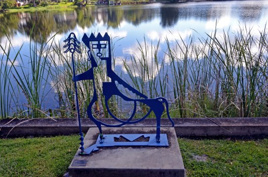 Pond King, Orlando