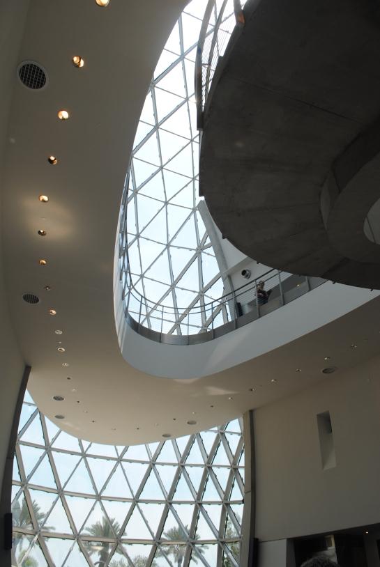 Dali Museum architecture