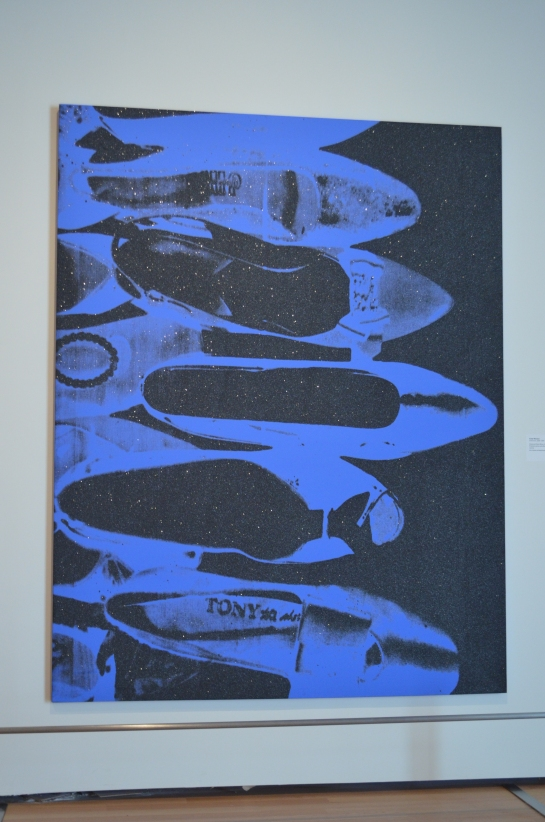 Andy Warhol original, New Orleans Museum of Art