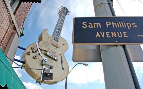 Memphis Icon, Sun Studio
