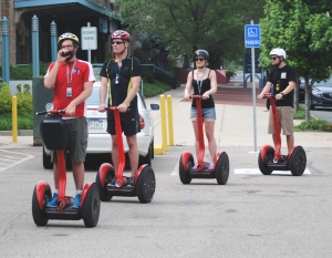 segway[hilly